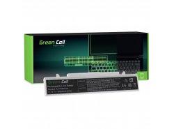 Green Cell Batéria AA-PB9NC6B AA-PB9NS6B pre Samsung R519 R522 R530 R540 R580 R620 R719 R780 RV510 RV511 NP350V5C Blanche