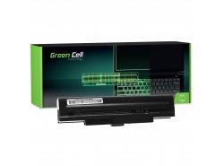 Prenosný počítač Green Cell Cell® Akku AA-PB5NC6B AA-PB5NC6B / E pre Samsung NP-Q35 XIH NP-Q35 XIP NP-Q35 XIC NP-Q45 WEV NP-Q70