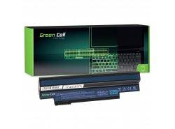Green Cell Batéria UM09G31 UM09G41 UM09G51 UM09G71 UM09G75 pre Acer Aspire One 533 532H eMachines EM350 NAV51 Gateway LT21