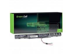 Batéria pre laptopy Green Cell ® AS16A5K pre Acer Aspire E15 E15 E5-575 E5-575G E17 E17 E5-774 E5-774G