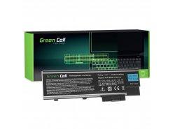 Green Cell Batéria SY6 pre Acer Aspire 1640 1640Z 1650Z 1690 3000 3500 3510 3630 5000 5510 TravelMate 2300 2310 4060 4100