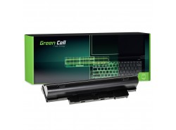 Green Cell Batéria AL10A31 AL10B31 pre Acer Aspire One AO522 AO722 AOD255 AOD257 D255 D255E D257 D257E D260 D270 522 722
