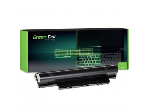 Batéria pre laptopy Green Cell ® AL10A31 AL10B31 pre Acer Aspire One D255 D257 D260 D270 722 Packard Bell EasyNote Dot S 4400 mA