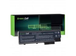 Laptop Laptop Green Cell Akku LIP-6198QUPC LIP-8208QUPC pre Acer Aspire 5620 7000 9300 9400 TravelMate 5100 5110 5610 5620 11,1V