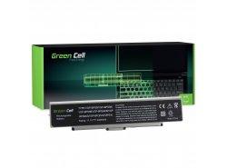 Green Cell Batéria VGP-BPS9B VGP-BPS9 VGP-BPS9S pre Sony Vaio VGN-NR VGN-AR570 CTO VGN-AR670 CTO VGN-AR770 CTO