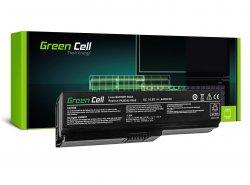Batéria Green Cell Cell® PA3634U-1BRS pre Toshiba Satellite A660 C650 C660 C660D L650 L650D L655 L670 L670D L675