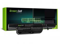 Akku Green Cell ® C4500BAT-6 für Clevo C4500 C5500 W150 W150ER W150ERQ W170 W170ER W170HR