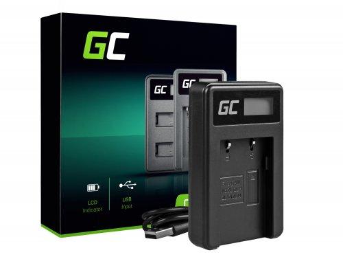Nabíjačka pre Canon HG10ZR500 - Green Cell