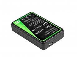 Ładowarka CB-2LW Green Cell ® do Canon NB-6L/6LH, PowerShot SX510 HS, SX520 HS, SX530 HS, SX600 HS, SX700 HS