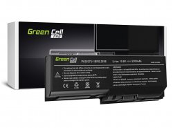 Green Cell PRO Batéria PA3536U-1BRS PABAS100 pre Toshiba Satellite L350 P200 P300 P300D X200 X205 Equium L350 P200 P300
