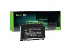 Green Cell Batéria FPCBP176 pre Fujitsu LifeBook A8280 AH550 E780 E8410 E8420 N7010 NH570