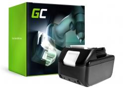 Akumulátor Green Cell ® pre Makita BL1830 BDF450SFE BTL061RF BTW450RFE