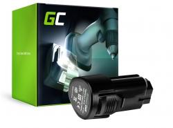 Green Cell ® Akkuwerkzeug L1215 pre AEG BBH12 BBS12C BBS12C2 BS12C BS12C BSB12C BSB12C2 OMNI 12C