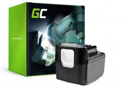 Akumulátorové náradie Green Cell ® pre Makita BL1415 BL1430 BL1440 14,4 V 4000 mAh