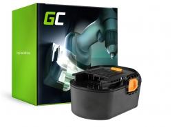 Green Cell ® Akku für AEG BS 14 G BS 14 X 14.4V 3Ah