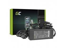 Green Cell ® AC adaptér / nabíjačka pre laptop HP DV4 DV5 DV6 ProBook 4510s 4515 4710s CQ42 G42 G61 G62 G71 G72