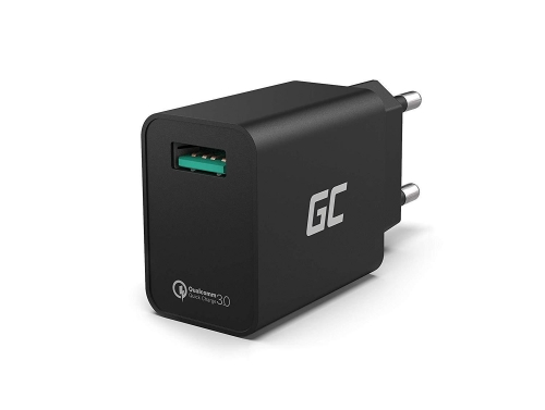 18 W USB nabíjačka s rýchlym nabíjaním 3.0 rýchle nabíjanie