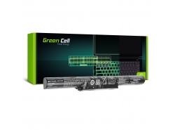 Green Cell ® batérie notebooku L14L4A01 pre Lenovo Z51 Z51-70 IdeaPad 500-15ISK