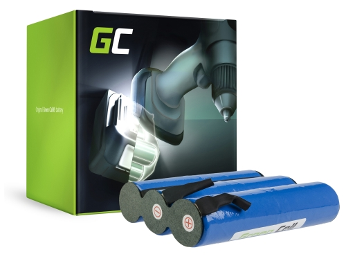 Batéria Green Cell ® pre náradie Gardena Accu 6 ST 6 Bosch AGS10-6 AGS 70 AHS 18