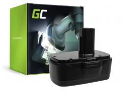 Green Cell ® Akku 11375 11376 für Werkzeug Craftsman C3 XCP 19.2V CRS1000 ID2030 11485 114850 114852 115410 17191 5727.1