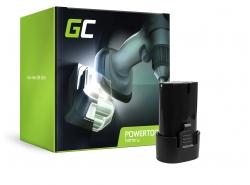 Green Cell ® Akku BL7010 BL0715 für Werkzeug Makita CL070 CL072 DF010 DF012 TD020 TD021 TD022