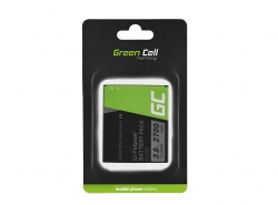 Green Cell Phone