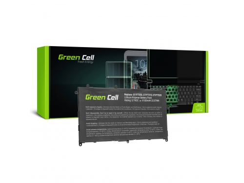 Batéria Green Cell SP368487A pre Samsung Galaxy Tab 8.9 P7300 P7320 GT-P7300 GT-P7320