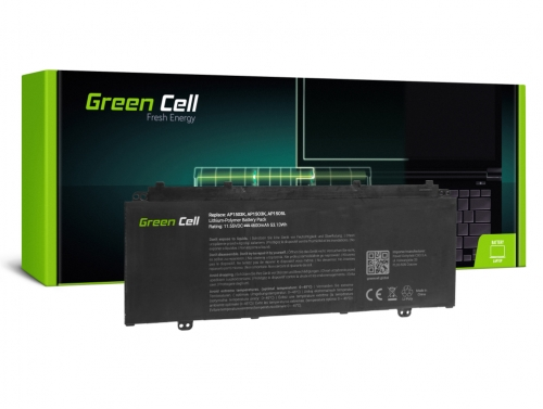 Green Cell Batéria AP15O3K AP15O5L pre Acer Aspire S 13 S5-371 S5-371T Swift 5 SF514-51 Chromebook R 13 CB5-312T