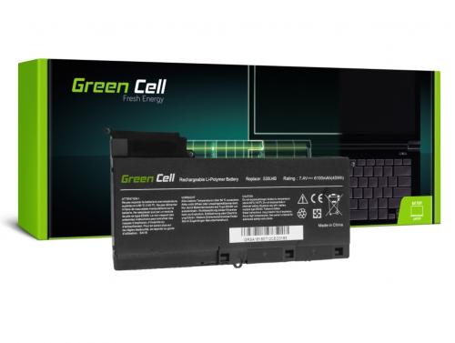 Batéria pre laptopy Green Cell AA-PBYN8AB pre NP530U4B NP530U4C NP535U4C