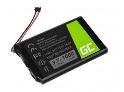 Batérie Green Cell ® KE37BE49D0DX3 pre GPS Garmin Edge 800 810 Nuvi 1200 1260 2300 2460 2475 2515 2789LMT, Li-Ion 1000mAh 3.7V