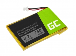 Green Cell ® Akku 1-756-769-11 für Sony Portable Reader System PRS-500 oraz PRS-505 Ebook-Reader