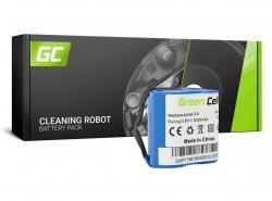 Green Cell ® vysávač batérie Type141 pre AEG Electrolux Junior 2.0