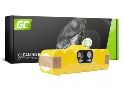 Batéria Green Cell ® 80501 pre iRobot Roomba 510 530 540 550 560 570 580 610 620 625 760 770 780