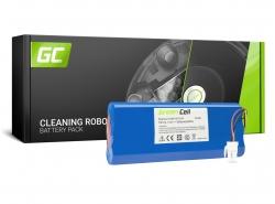 Green Cell Cell® Akku DJ96-00113A Samsung Navibot SR9630