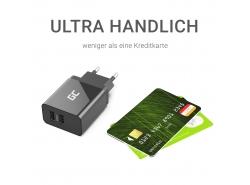 Univerzálna USB x 2, DC 5V 2.4A