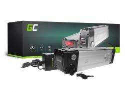 Batérie Green Cell Silverfish 36V 23.8Ah 857Wh pre elektrické kolo e-kolo Pedelec