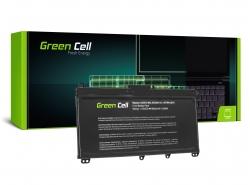 Green Cell Batéria TF03XL HSTNN-LB7X 920046-421 920070-855 pre HP 14-BP Pavilion 14-BF 14-BK 15-CC 15-CD 15-CK 17-AR