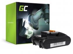 Green Cell ® Akku WA3527 WA3539 für WORX WX152 WX152.1 WX152.2 WX152.3 WX156 WX156.1 WX373