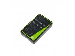 Kamera Akku-Ladegerät LC-E5 Green Cell ® fürCanon LP-E5 EOS 450D 500D 1000D Kiss F X2 X3 Rebel T1i XS XSi