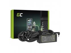 Napájací zdroj / nabíjačka Green Cell ® pre notebook Asus EEE PC 1001 1005 1015 1201 1215