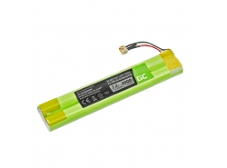 Batérie Green Cell ® EU-BT00003000-B pre reproduktor Bluetooth TDK Life On Record A33 A34 A34 TREK Max, NI-MH 7.2V 2000mAh