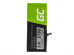 Bateria Green Cell do telefónov Apple iPhone 6S Plus 2750 mAh 3,8 V