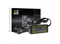 Netzteil / Ladegerät Green Cell PRO 19V 3.42A 65W für AsusPro BU400 BU400A PU551 PU551L PU551LA PU551LD PU551J PU551JA