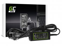 Netzteil / Ladegerät Green Cell PRO 19V 2.1A 40W für MSI Wind U90 U100 U110 U120 U130 U135 U270