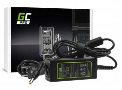 Netzteil / Ladegerät Green Cell PRO 19V 1.58A 30W für Acer Aspire One 521 522 531 751 752 753 756 A110 A150 D150 D250