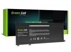 Green Cell Batéria pre Dell Latitude 3380 3480 3490 3590 Inspiron G3 3579 3779 G5 5587 G7 7588 7577 7773 7778 7779 7786