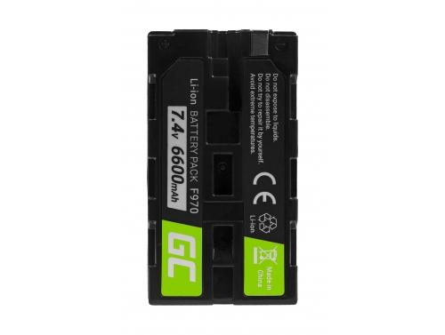 Batéria Green Cell Cell® pre SONY NP-F330 NP-F530