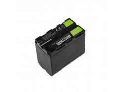 Green Cell ® Digitalkameras Akku für SONY NP-F330 NP-F530