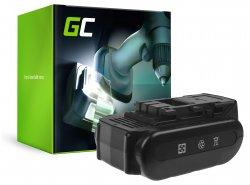 Green Cell ® Akkuwerkzeug pre Panasonic EY9L40 EY9L41 EY9L41B EY9L42 14,4V 4Ah