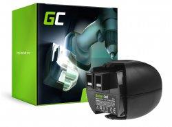 Akumulátorový nástroj Green Cell Cell® pre Metabo 6.27270 4,8 V 2,1 Ah